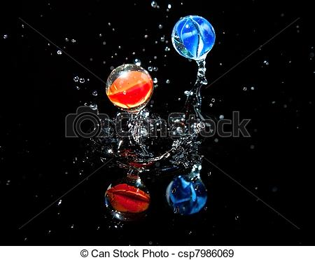 Marbles clipart two Surface Stock Two Photo surface