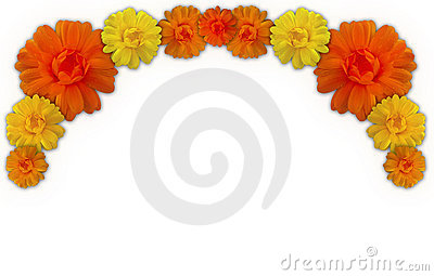 Marigold clipart Flower Marigold Clip Flower Clip