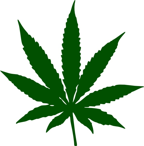 Cannabis clipart Free Cannabis commercial vector (28
