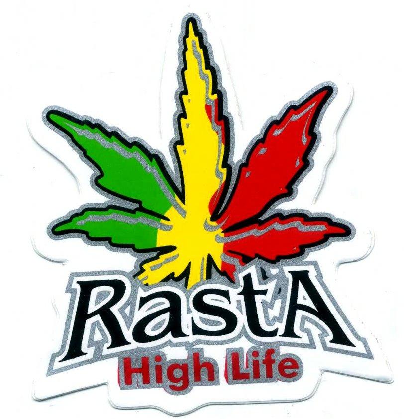 Reggae clipart cartoon Decals 12 Download Rasta Clip