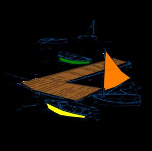 Marina clipart Clip Art Dock vector Clip