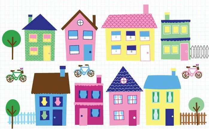 Marina clipart neighborhoods #13