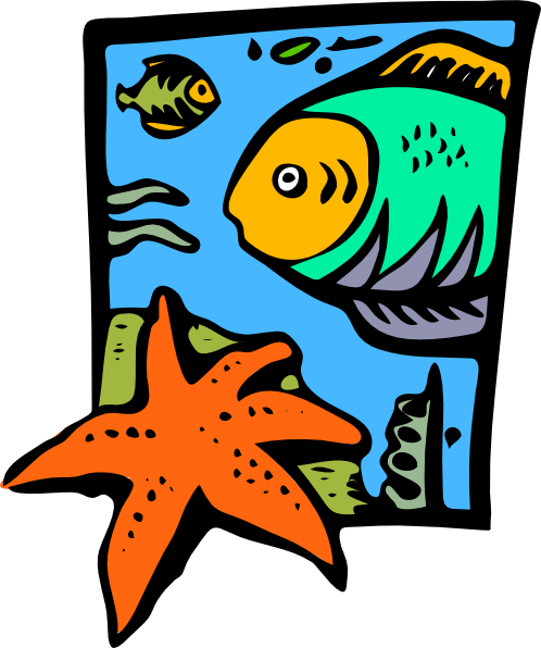 Marine clipart Download Clip this vector Fish