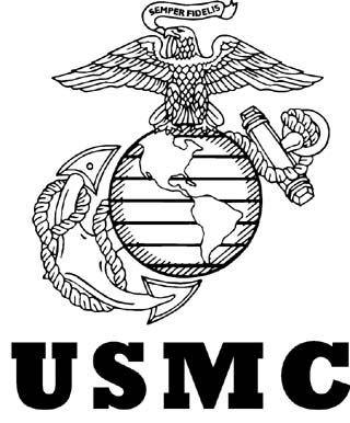 Marine clipart insignia Clipart Insignia Corps Clipart Marine