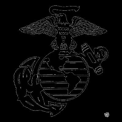 Marine clipart insignia Center TX Georgetown S U