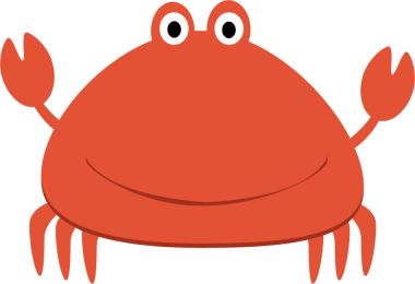 Sea Life clipart baby crab #3