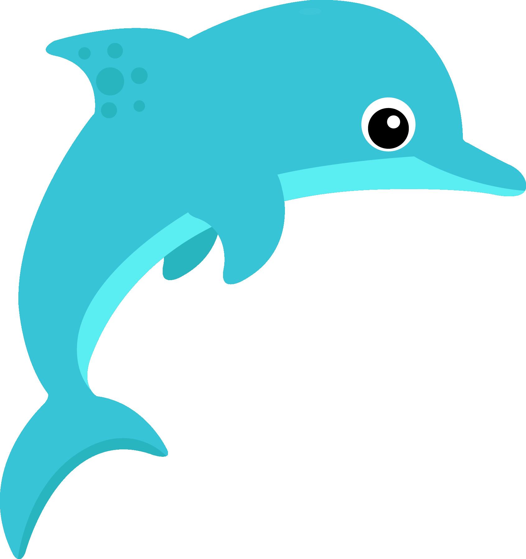 Marine Life clipart baby dolphin Cliparts Zone sea Clip animals