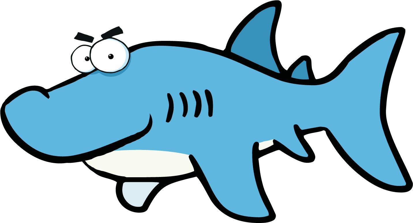 Marine Life clipart baby shark Clipart Art Shark Clipart Free