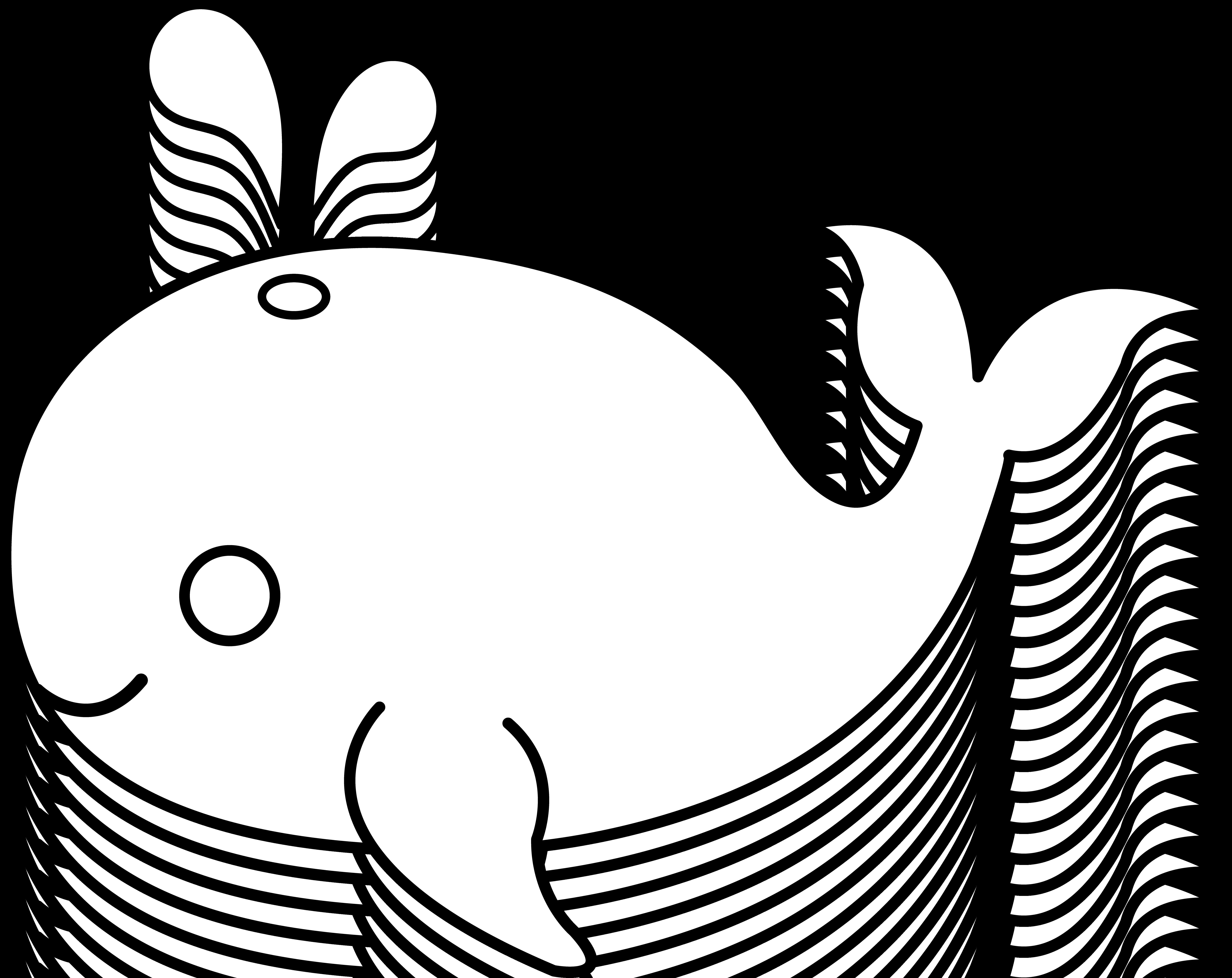 Blue Whale clipart stencil Clipart Clip Clipart Whale Art