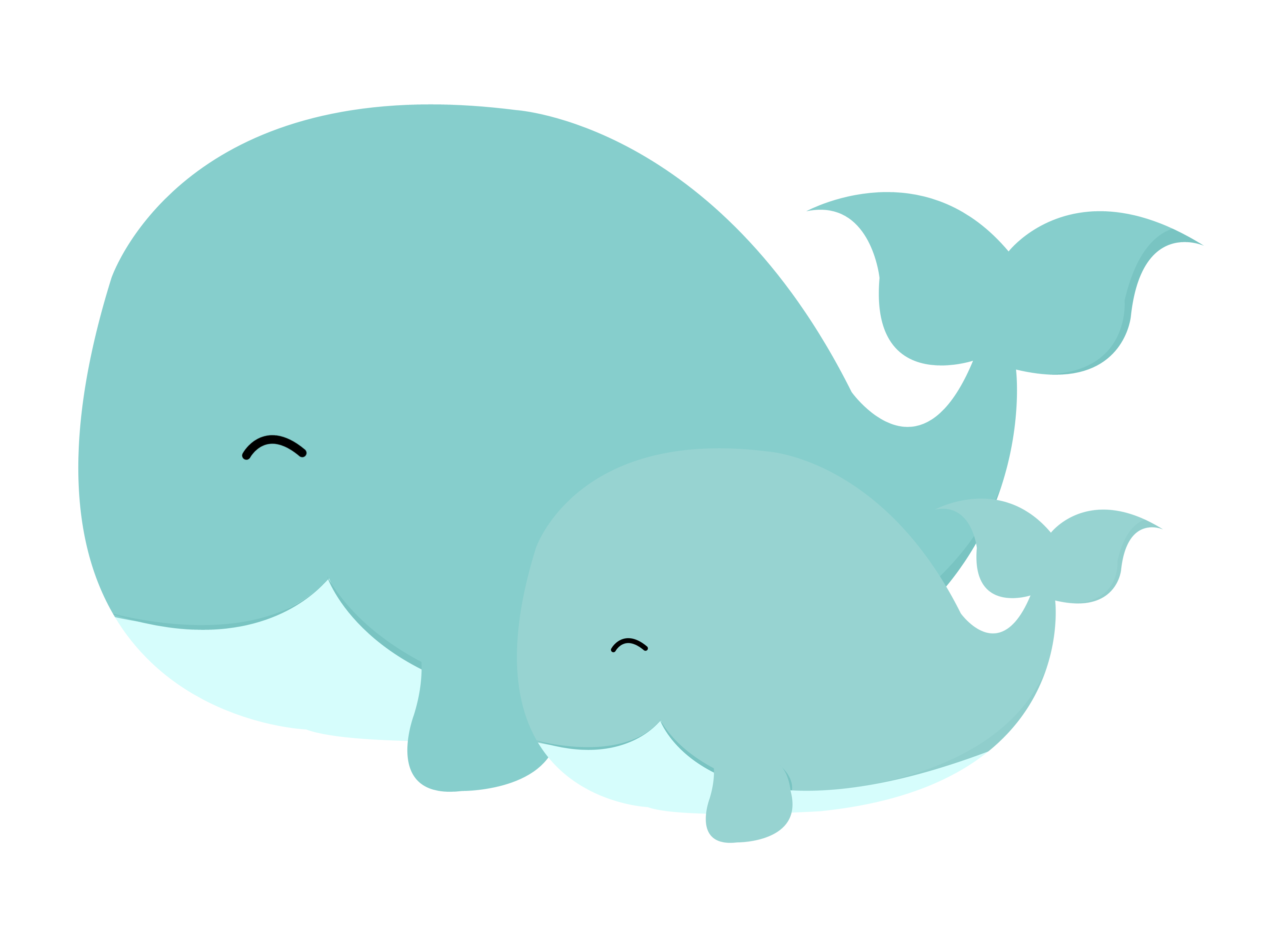 Squares clipart whale Blue  more! Explore Animais