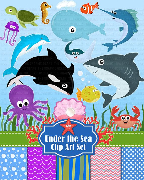 The Sea clipart deep sea More 63 images best Ocean