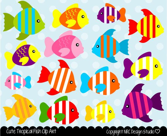 Sea clipart objects #2