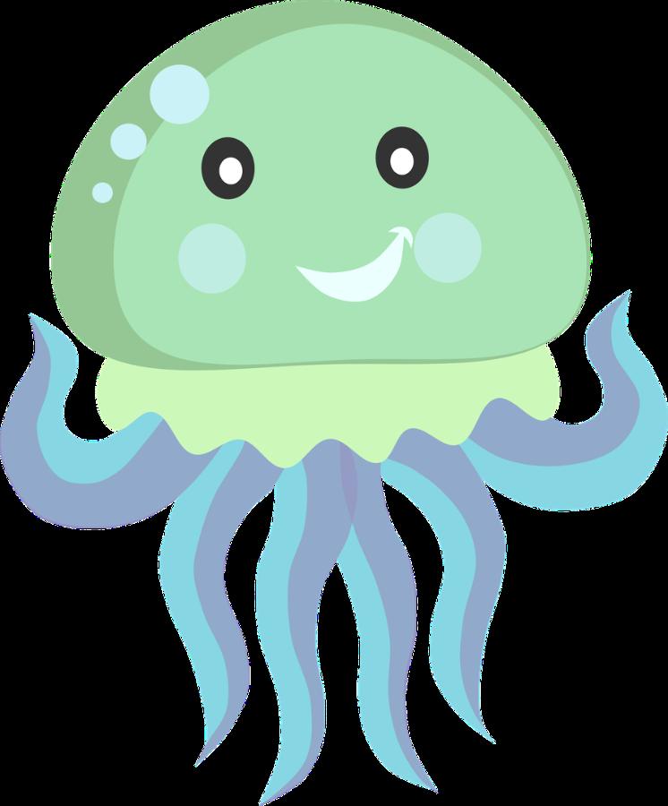 Marine Life clipart jellyfish Clipart Explore and ●•‿✿⁀Ocean Safari‿✿⁀•●