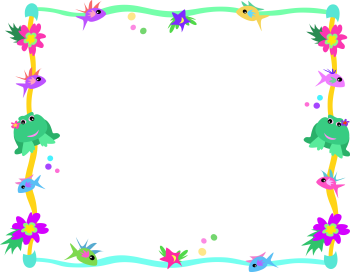 The Sea clipart border Sea Sea clipartsgram Borders com