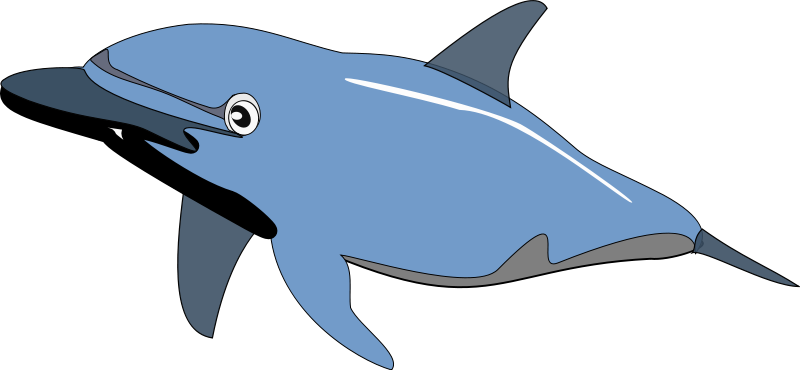 Marine clipart ocean animal #12
