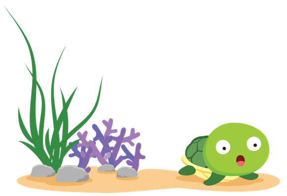 Sea clipart sea grass #6