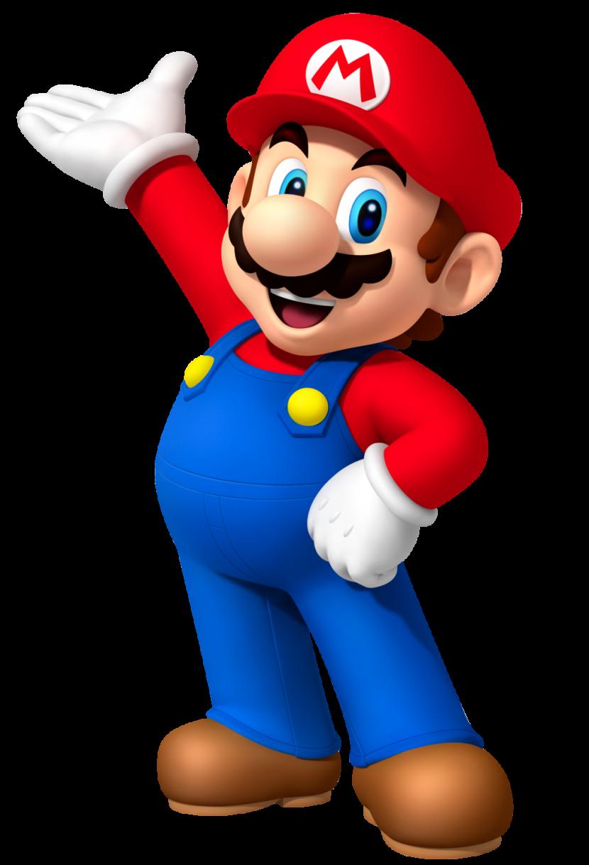 Mario clipart Mario com Mario Art Clip