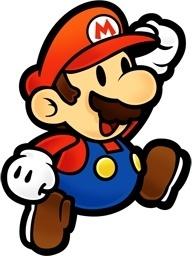 Mario clipart Free mario download icon Paper