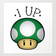 Mario clipart 1up Brother Bros Icons  markdelete