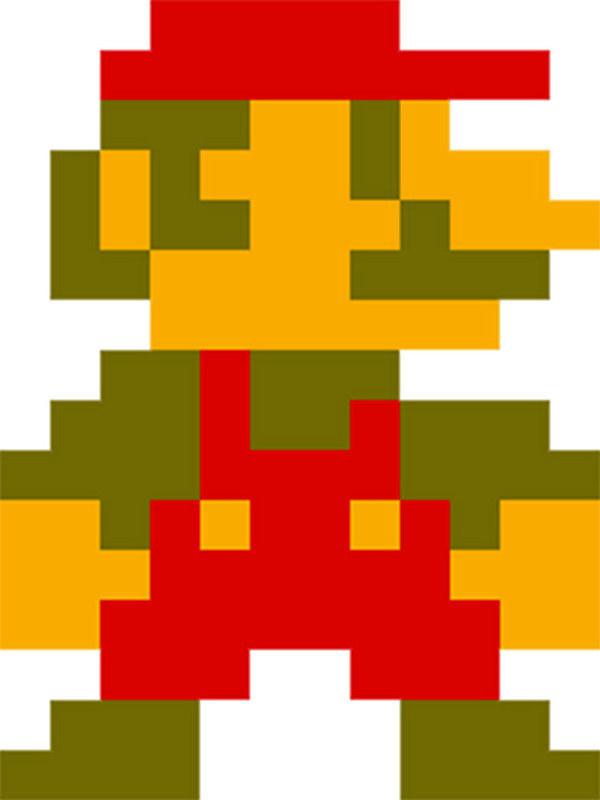 8 Bit clipart super mario bro Games Mario Have Bros Is