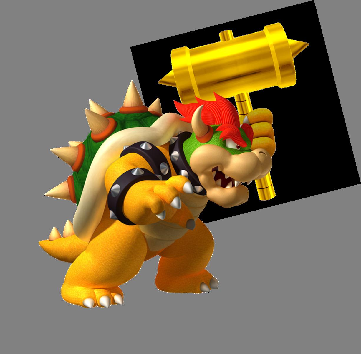 Mario clipart bowser The Fantendo Bowser star Nintendo