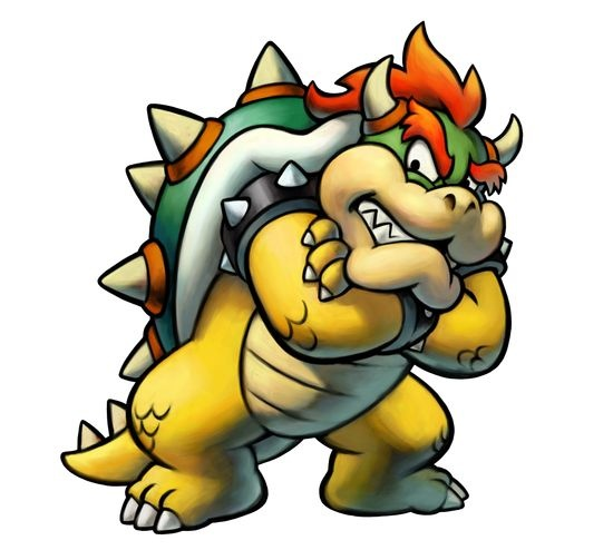 Mario clipart bowser Best Bowser Bowser images on