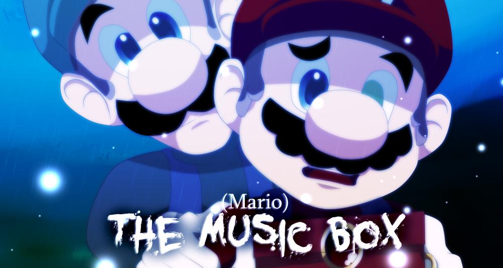 Mario clipart supper Box The Music  Mario
