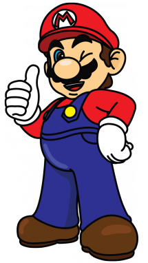 Mario clipart easy How  Easy Draw Step