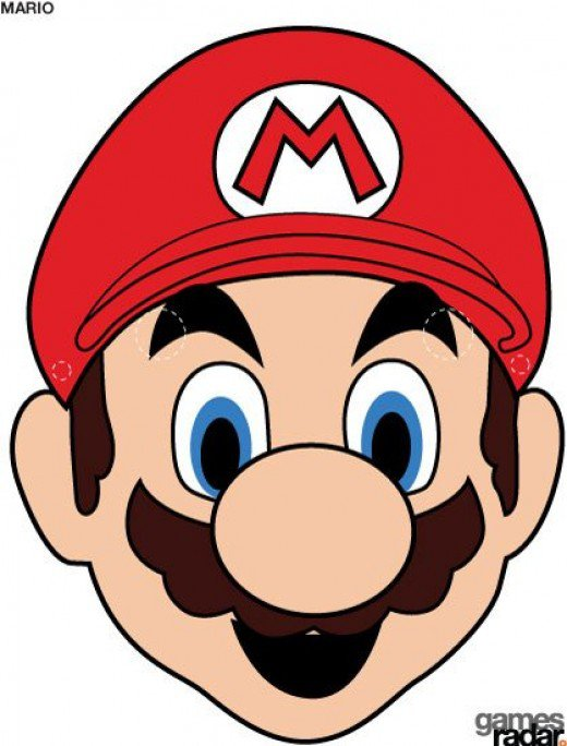 Mario clipart easy The  Pinterest SVGs Mario