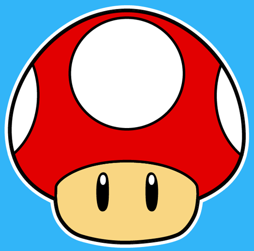 Mario clipart easy Mario Step by Step How