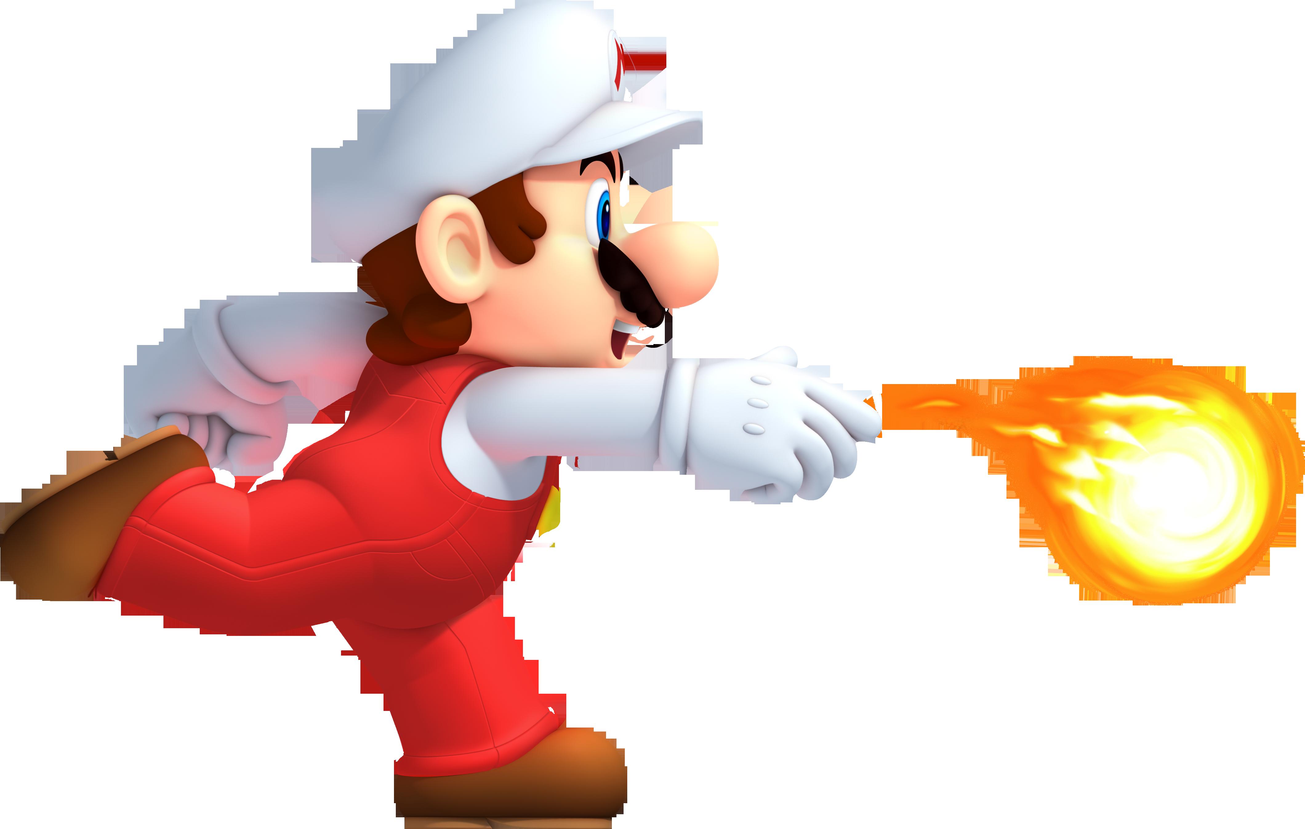 Mario clipart fire Png Fantendo Fire  Wiki