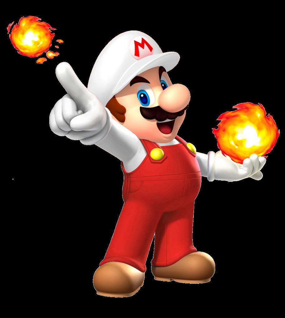 Mario clipart fire Mario bros Pinterest Stuff