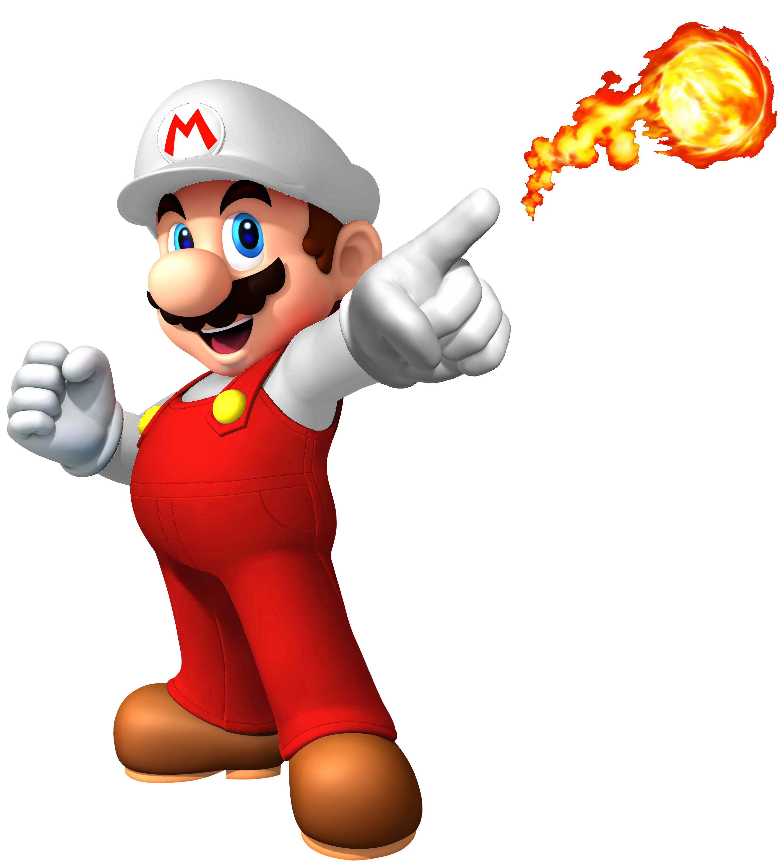 Mario clipart fire Mario bros Mario Fuego de