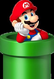 Mario clipart green pipe History Warp Mario the Warp