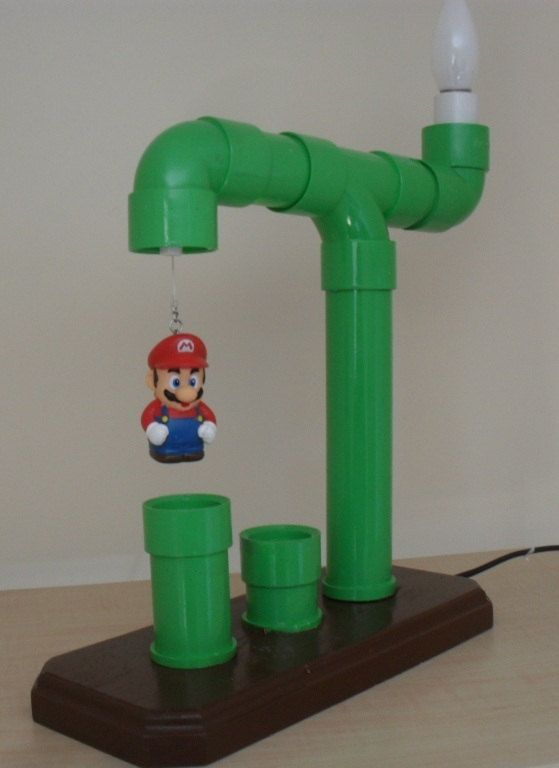 Mario clipart green pipe 386 Awesome+Super+Mario+Green+Pipe+Lamp+by+LsEmporium+ on Mario best