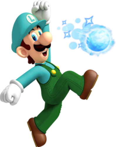 Mario clipart ice power Mario Mario Mario and Ice
