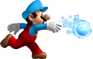 Mario clipart ice power Super Flower Top Rekon 10