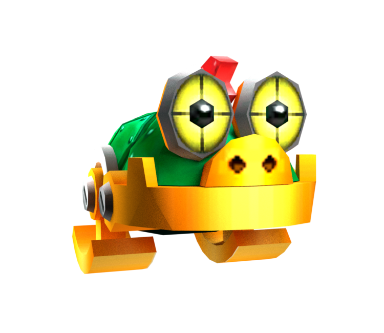 Mario clipart kuppa Models Zip Wii Koopa The