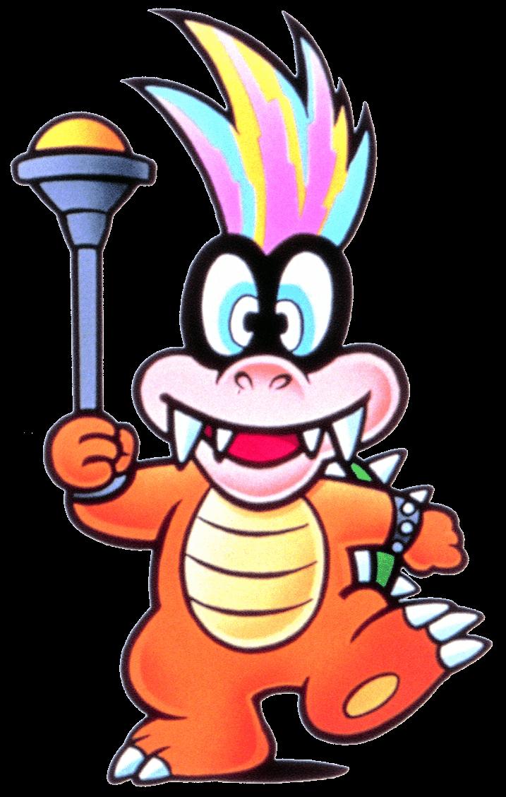 Mario clipart kuppa Koopa Wikia Super Artwork Iggy