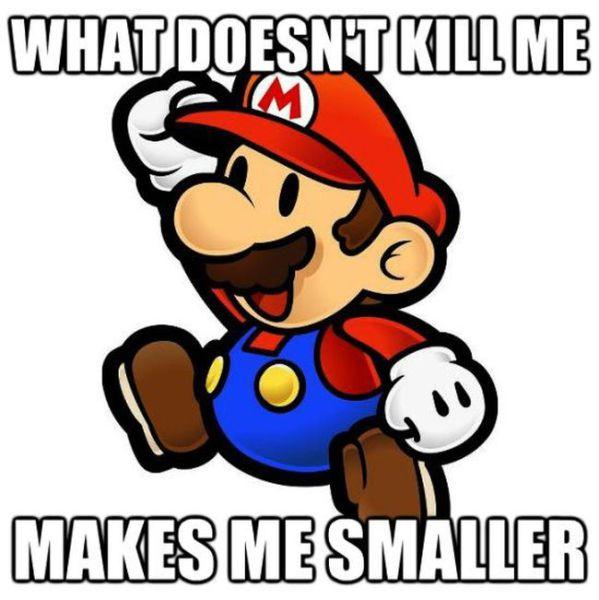 Mario clipart little (18 Bros A Trivia Fun