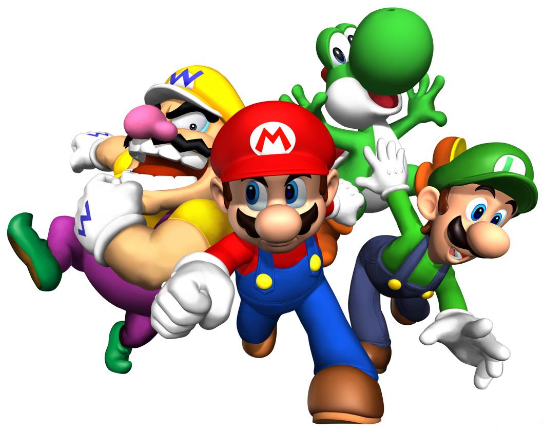 Mario clipart mario character Art #15474 Mario #15474 Best