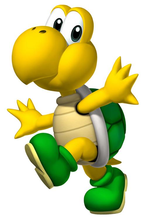 Mario clipart mario character Mario ·  TROOPA super