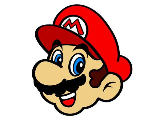 Mario clipart mario character Mario Clipart Super Face Clipart