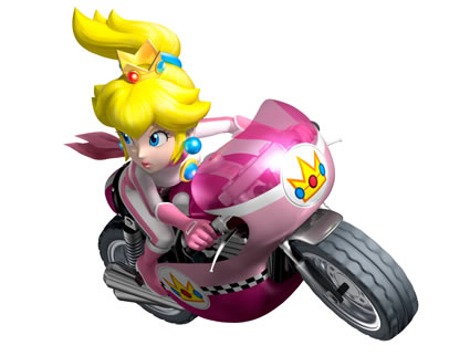 Mario clipart mario kart Art Wii Checkbooks: Kart Mario