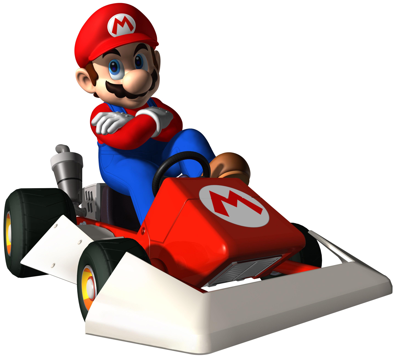 Mario clipart mario kart Kids Clipart download Kart Mario
