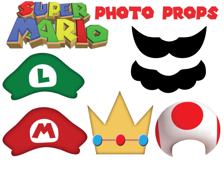 Mario clipart mario mushroom Art Images #15500 Super Up