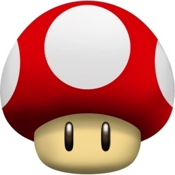 Mario clipart mario mushroom Clipart free icon Mario Mushroom