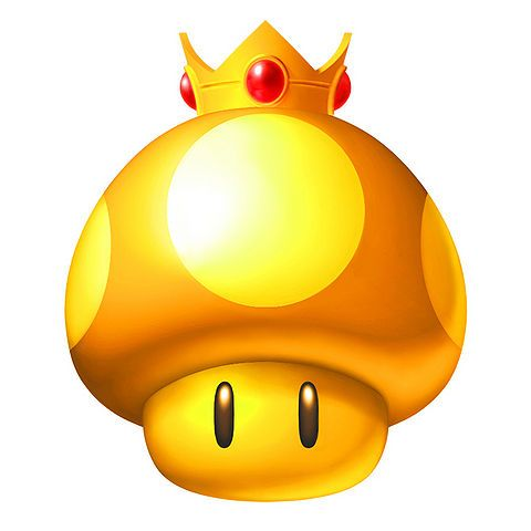 Mushroom clipart mario star Power images boosts Pinterest from