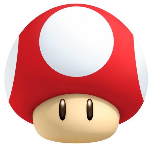 Mario clipart mario mushroom Neoseeker  Mario New Concept