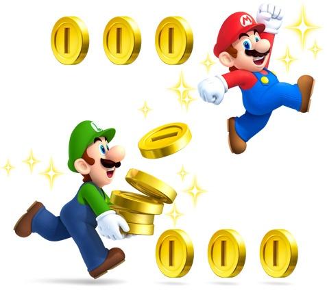 Mario clipart new super mario bro Preview Mario Mario 3DS Super